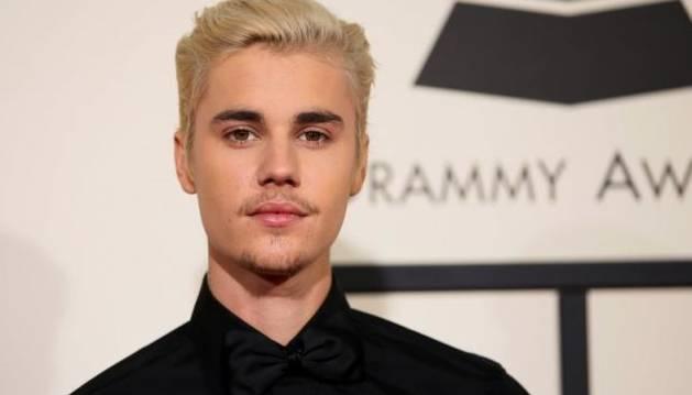 Foto de Justin Bieber.