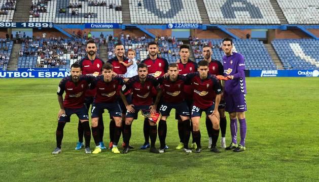 Todas las fotos del Recreativo de Huelva 0 - 1 Osasuna