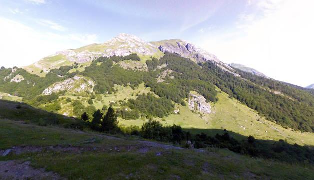 Muere un montañero en el collado del pico Palas, en el municipio de Sallent de Gállego