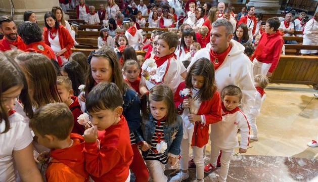 Galería de imágenes del Día del Niño en las fiestas de Cintruénigo.