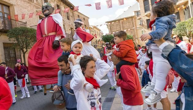 Día del Niño en las fiestas de Cintruénigo