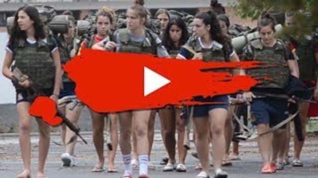 Las jugadoras de la selección española de rugby femenina, 'boinas verdes' durante 48 horas