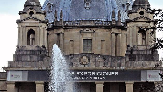 Foto del edificio del Monumento a los Caídos, en una imagen de archivo.