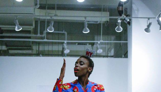 Agatha Ruiz de la Prada presenta su colección primavera-verano 2020 en Nueva York