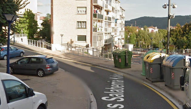 El suceso tuvo lugar en la avenida Markola de Errenteria.