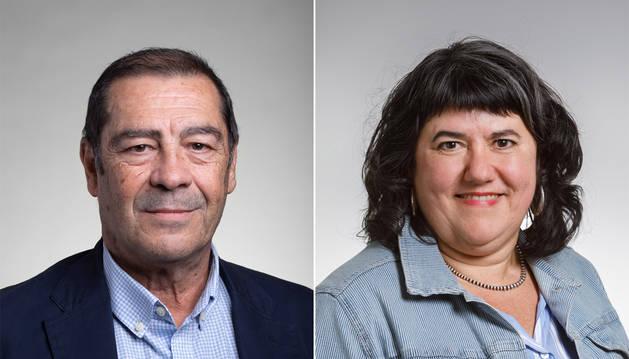 José Ramón Mora y Eva Istúriz García.