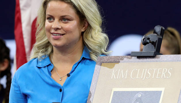 La tenista Kim Clijsters, en una imagen de 2019.