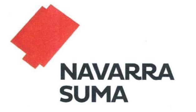 Logo de Navarra Suma.