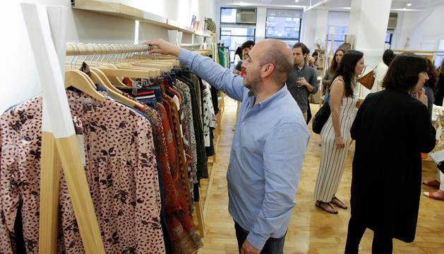 'Showroom' de la FashionLab en Nueva York