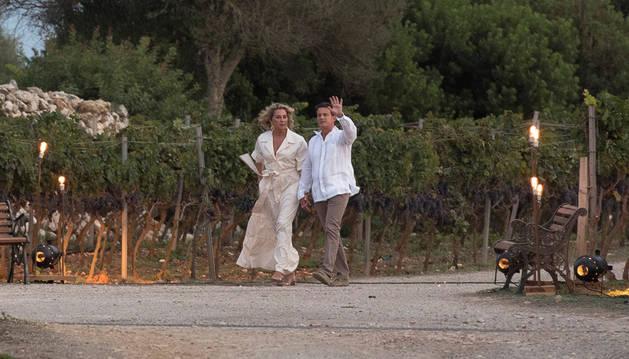 Manuel Valls y Susana Gallardo celebran su matrimonio en Menorca
