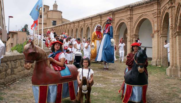 Todas las fotos del 15 de septiembre de fiestas de Cascante