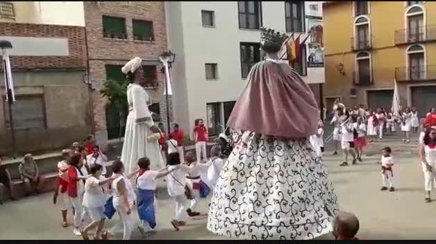 Vídeo del día de la Mujer de las fiestas de Fitero 2019