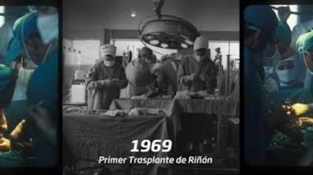 50 aniversario del primer trasplante de riñón en Navarra