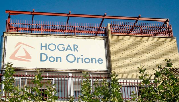 Imagen del Hogar Don Orione, el centro en Pozuelo (Madrid) dedicado a personas con discapacidad donde prestará voluntariado Iñaki Urdangarin.