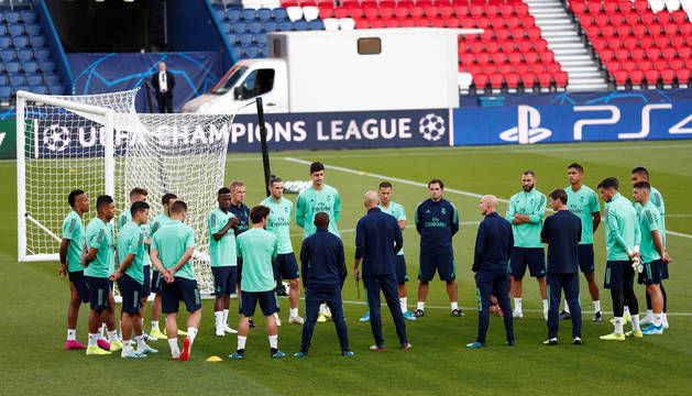Un PSG sin 'dinamita' examina la ilusión europea del Real Madrid