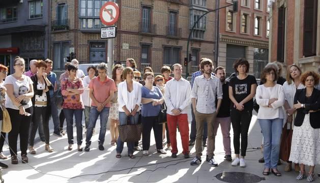 Día Mundial del Alzheimer en el Parlamento de Navarra