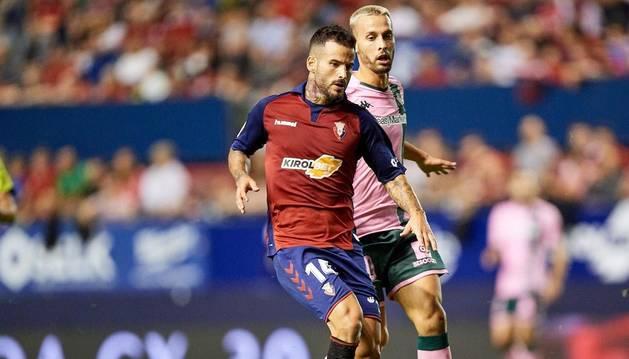 Galería de imágenes del partido de la jornada 5 de LaLiga Santander disputado en El Sadar.