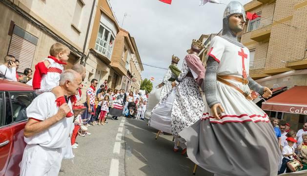 Fiestas de Fitero. 21 de septiembre