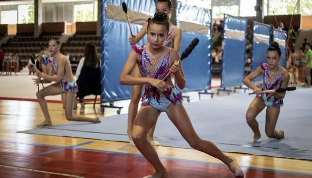 Todas las fotos de la XXVI edición del Día del Deporte en Universidad de Navarra