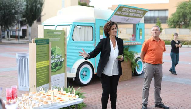 Campaña en Navarra para concienciar contra el desperdicio alimentario