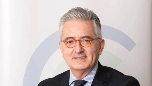 foto de José Zudaire Sarobe, director general de Ascri