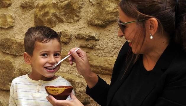 Todas las fotos del Día de las Migas de Ujué, en Diario de Navarra