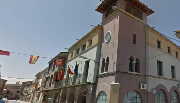 Ayuntamiento de Buñuel.