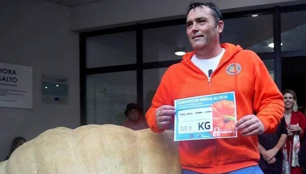 Rubén Mendi, el navarro