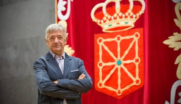 Koldo Martínez, elegido senador autonómico con los votos de PSN, Geroa Bai y Podemos