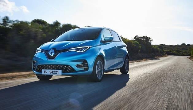 El Renault ZOE se renueva y llega con hasta 395 kilómetros de autonomía