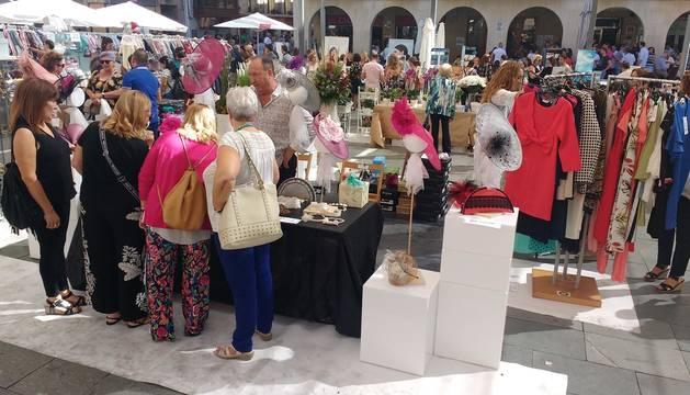 I Feria de Comercio y Servicios de Peralta