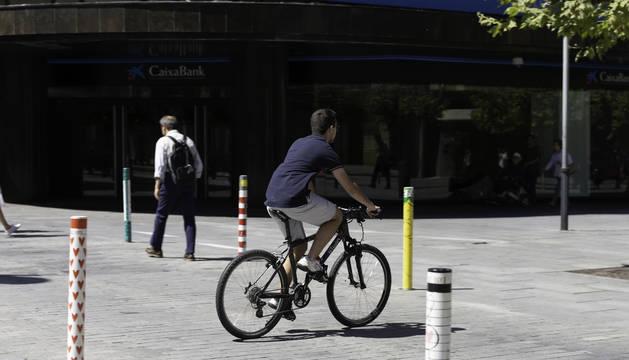 Foro de debate DN en Vivo sobre movilidad en Pamplona y Tudela