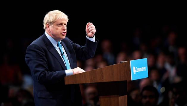Johnson propone un acuerdo del 'brexit' sin controles en Irlanda del Norte