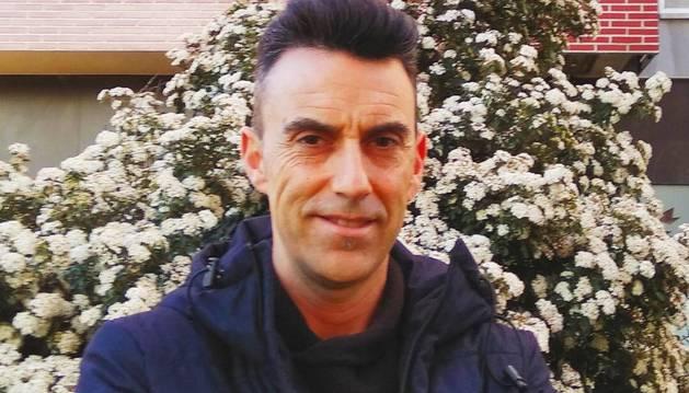 Foto de Iñaki Crespo en una imagen de archivo.