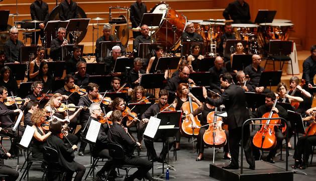 Comienza el viaje musical secreto de la Orquesta Sinfónica de Euskadi