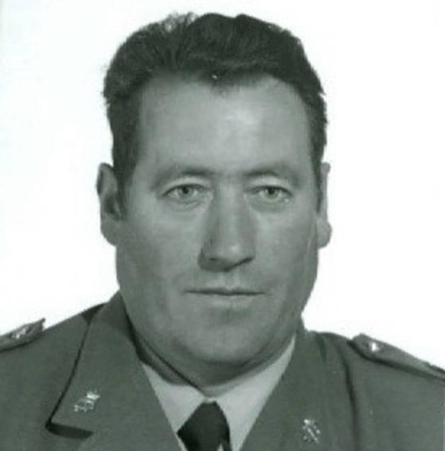 foto de Javier Azpíroz Azpíroz es el fallecido en el accidente de Berrioplano