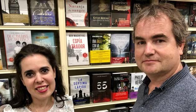Un premio lector con Librería Miriam
