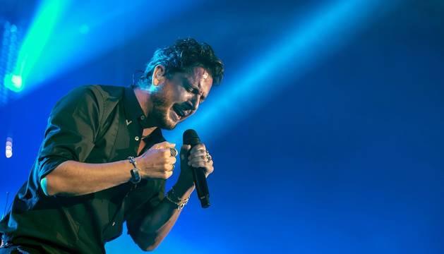 Todas las fotos del concierto de Manuel Carrasco en el Navarra Arena