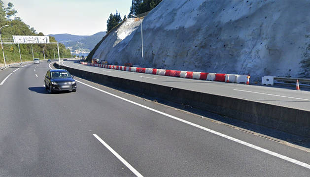 La Guardia Civil intercepta un patinete eléctrico circulando por una autopista