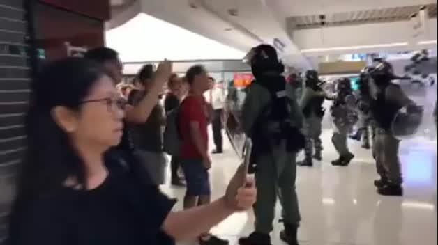 Nuevos enfrentamientos en las protestas de Hong Kong