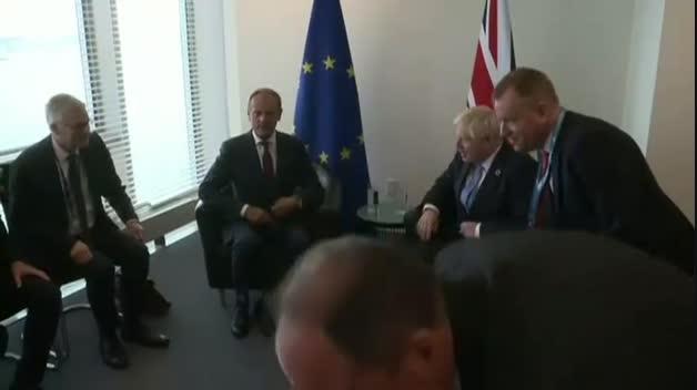 Enfrentamiento entre el Reino Unido y la Unión Europea a cuenta del Brexit