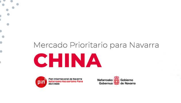 Mercado chino en Navarra