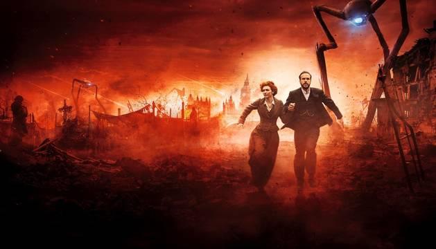 'La guerra de los mundos' se hace serie por partida doble en Movistar+ y Fox