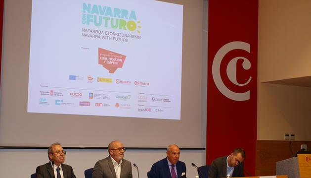 La feria 'Navarra con futuro' ofrecerá diálogo sobre empleo entre jóvenes y empresas