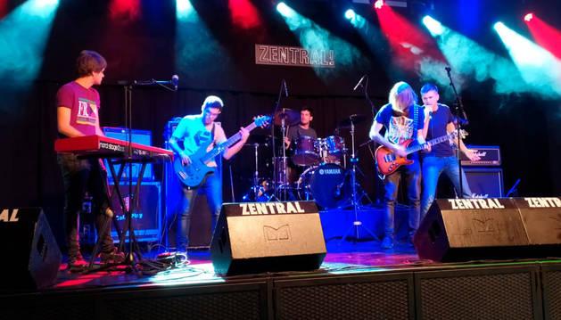 Cinco bandas jóvenes transitarán este viernes en Zentral desde el rock al punk