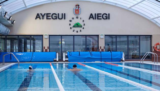 Foto de las Piscinas de Ayegui, instalaciones incluidas en la iniciativa.