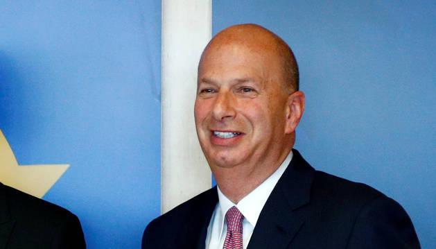 Foto del embajador de Estados Unidos para la Unión Europea, Gordon Sondland.