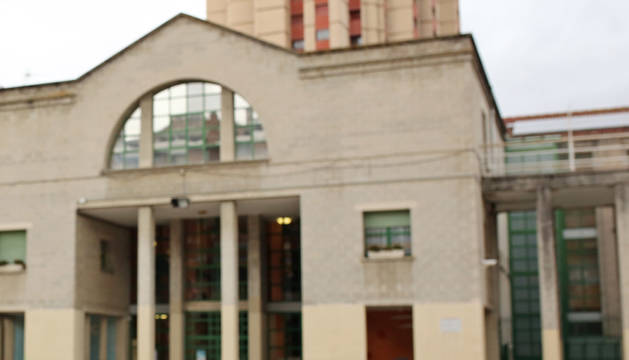 Vista del centro educativo