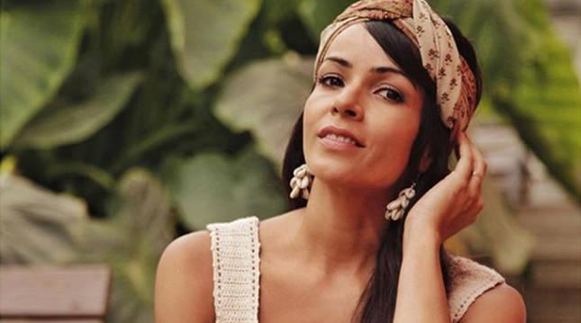 Foto de la cantante Raquel del Rosario.