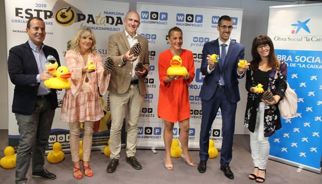 La segunda Estropatada de Pamplona repartirá 1.550 € en premios este domingo